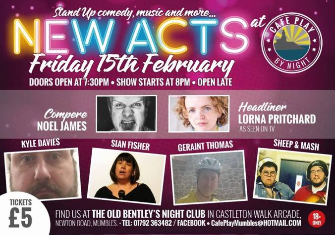 new acts night
